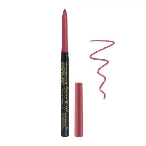 Golden Rose Waterproof Lip Liner, 53