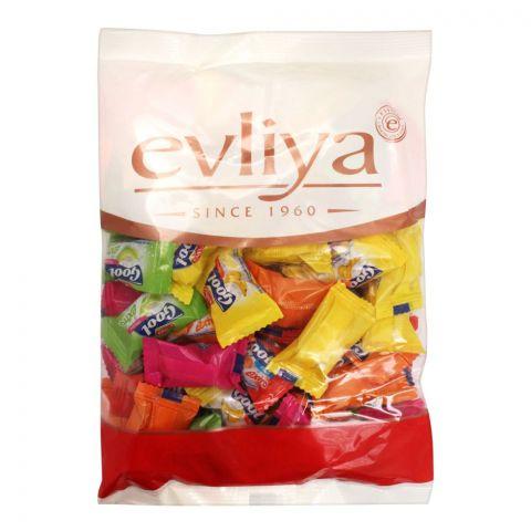 Evliya Gool Extra Mix Fruit Candy, Pouch, 350g