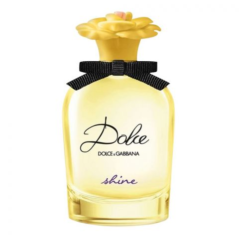 Dolce & Gabbana Dolce Shine Eau De Parfum, Fragrance For Women, 75ml