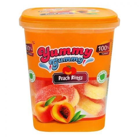 Yummy Gummy Peach Rings