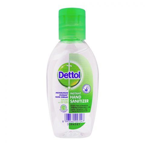 Dettol Instant Hand Sanitizer, USA, 50ml