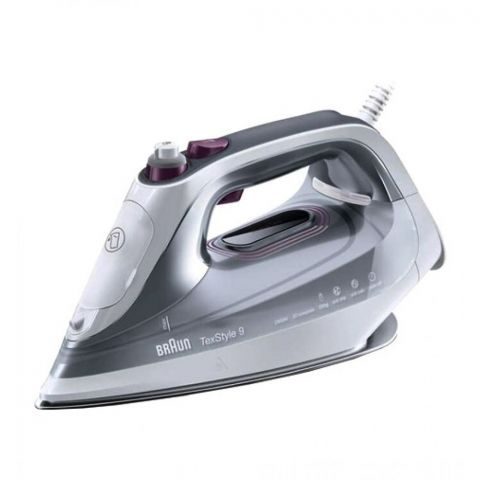 Braun Tex Style 9 Steam Iron, 2800W, SI9187