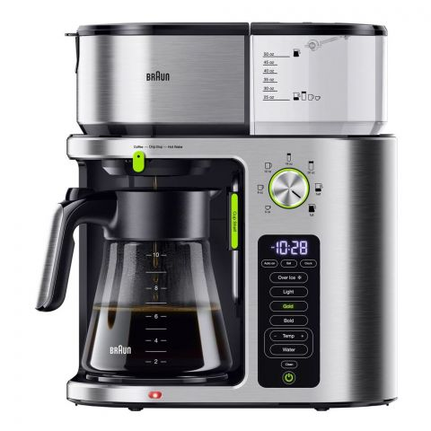 Braun MultiServe Coffee Maker, KF9170SI