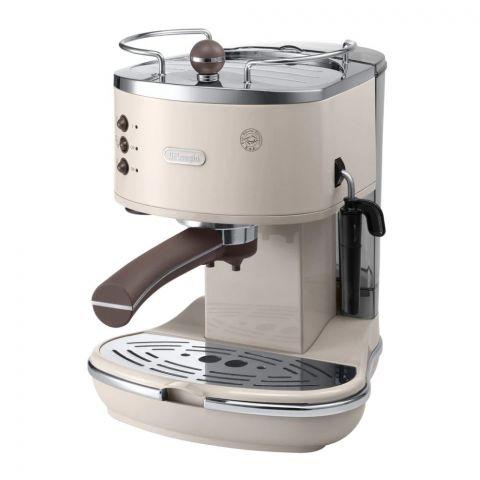 DeLonghi Icona Vintage Espresso & Cappuccino Coffee Maker, ECOV-311
