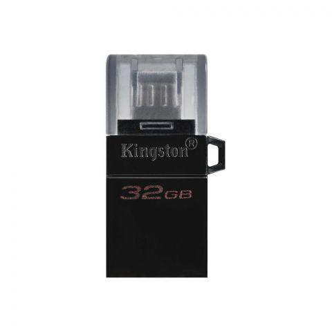 Kingston Data Traveler MicroDuo3 G2 32GB OTG USB 3.2 Drive, DTDU03G2/32GB