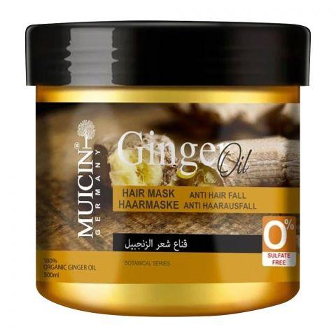 Muicin Ginger Oil Anti Hair Fall Hair Mask, 500ml