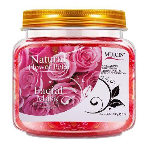 Muicin Natural Flower Petal Facial Mask, 280g