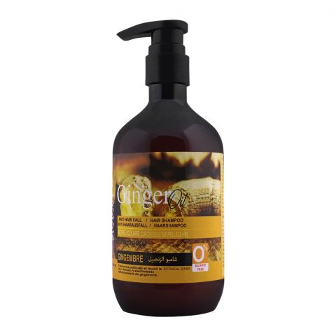 Muicin Ginger Oil Anti Hair Fall Shampoo, 500ml