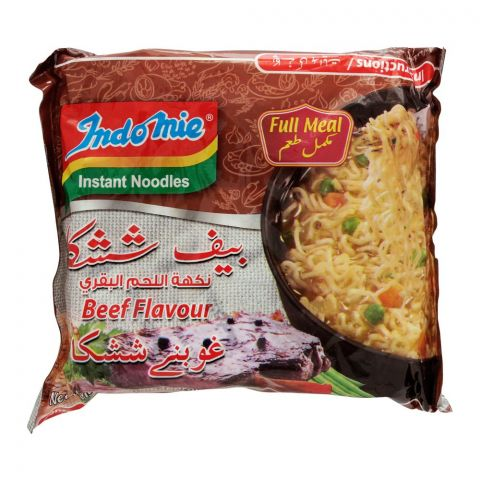 Indomie Beef Flavour Instant Noodles, 120g