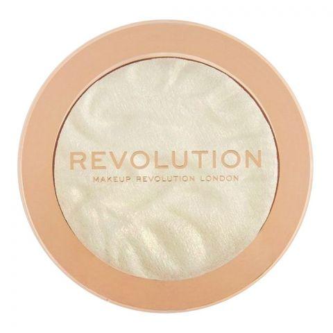 Makeup Revolution Highlighter Reloaded, Golden Lights