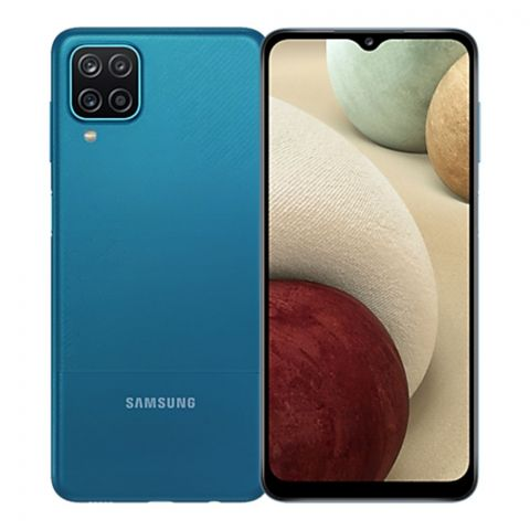 Samsung A12 4GB/64GB Blue Smartphone, A125F/DS