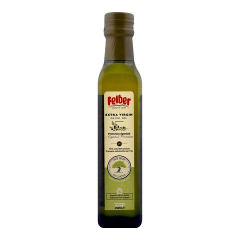 Felber Extra Virgin Olive Oil, Bottle, 250ml