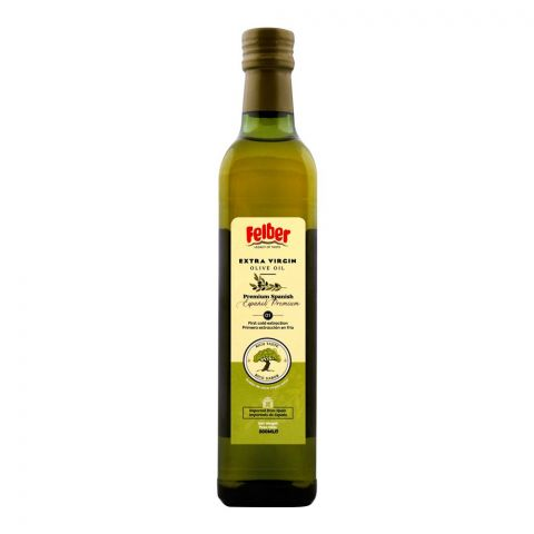 Felber Extra Virgin Olive Oil, Bottle, 500ml