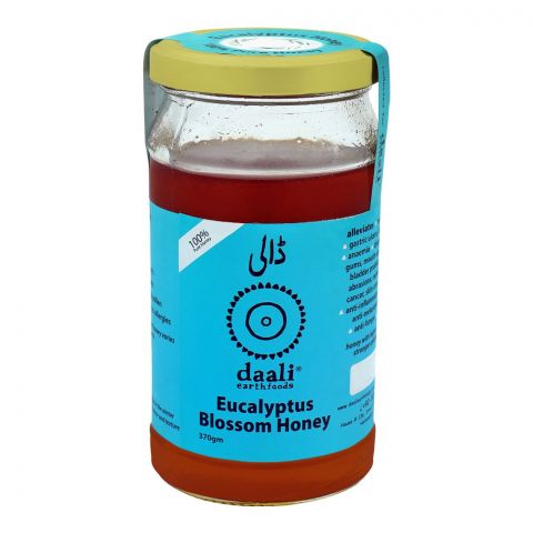 Daali Eucalyptus Blossom Honey, 370g