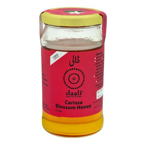 Daali Carissa Blossom Honey, 370g