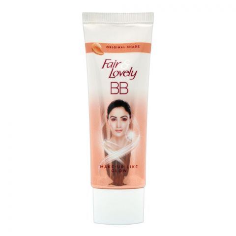 Fair & Lovely BB Foundation + Glow Cream, Original Shade, 18g