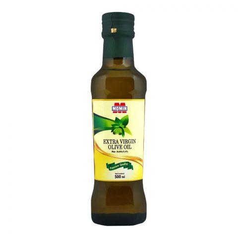 Momin Extra Virgin Olive Oil, Bottle, 500ml