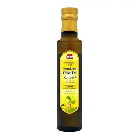 Momin Extra Light Olive Oil, Bottle, 250ml