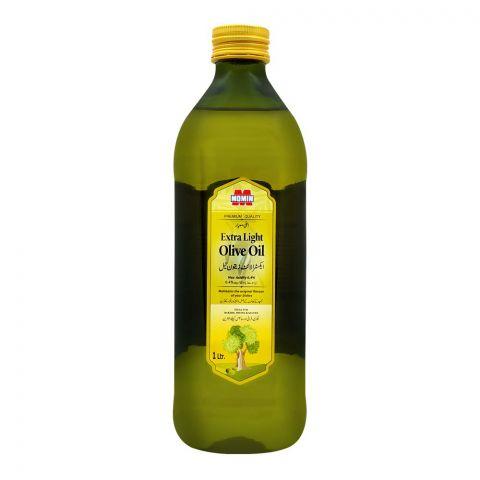 Momin Extra Light Olive Oil, Bottle, 1 Liter