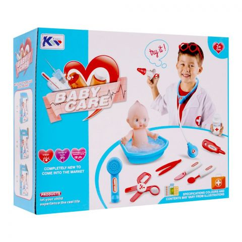 Live Long Baby Care Doctor Set, 939-23D