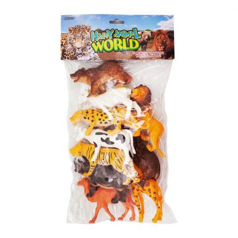 Live Long Wild Animals Set, Q701-9