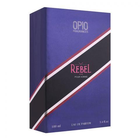 Opio Rebel Pour Homme Eau De Parfum, Fragrance For Men 100ml