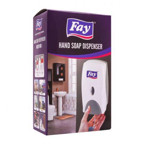 Fay Hand Soap Dispenser, HSD100