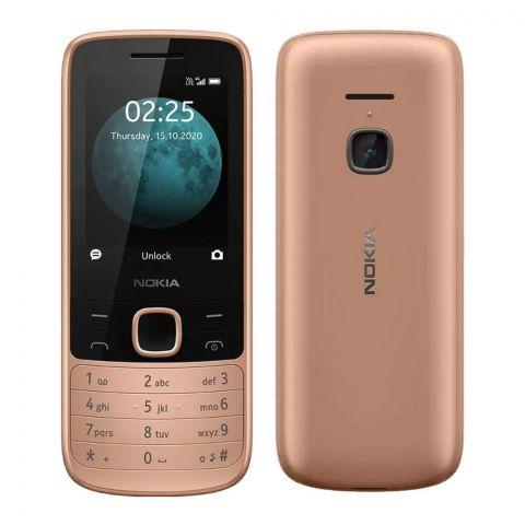 Nokia 225 4G Mobile Phone, Sand