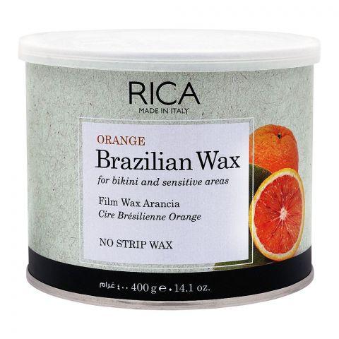 RICA Orange Brazilian Wax. 400ml