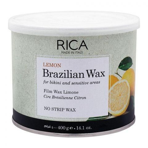 RICA Lemon Brazilian Wax, 400ml