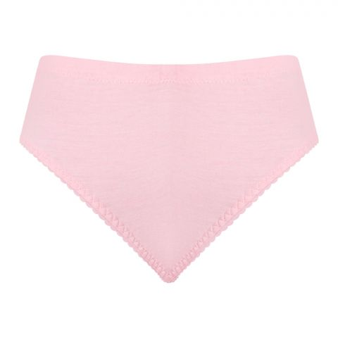 BeBelle Irisoft Cotton Spandex Fabric Panty, Orchid Pink