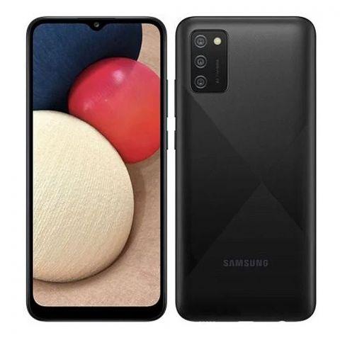 Samsung Galaxy A02S 4GB/64GB Black Smartphone, SM-A025F