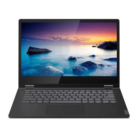 Lenovo IdeaPad Flex 14 Laptop, 10th Generation Core i5-10210U, 8GB RAM, 256GB SSD HDD, 14 FHD Inches Display, Windows 10, Onyx Black