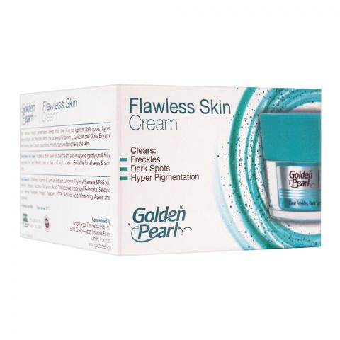 Golden Pearl Flawless Skin Cream, 25ml