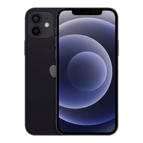 iPhone 12, 256GB, Black, International Warranty