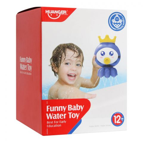 Huanger Funny Baby Water Toy, 12m+, HE8033