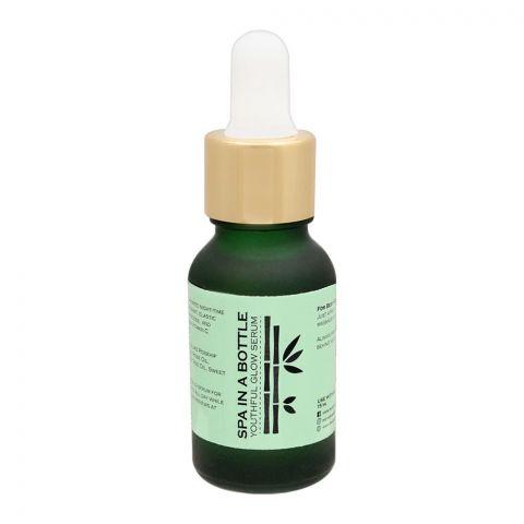 Spa In A Bottle Youthful Glow Serum, 15ml
