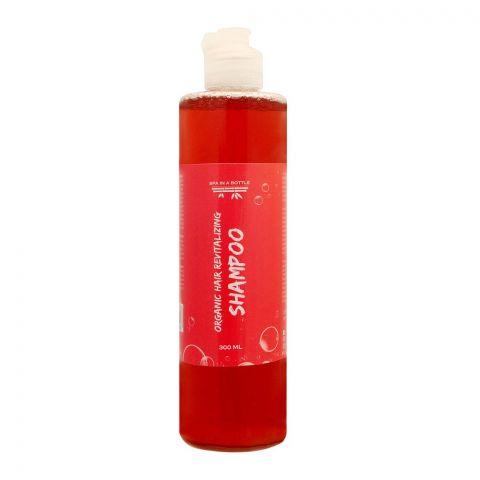 Spa In A Bottle Organic Hair Revitalizing Shampoo, 300ml