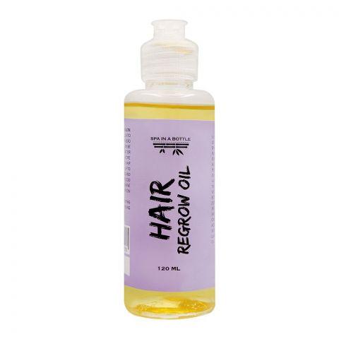 Spa In A Bottle Hair Regrow Oil, 100ml