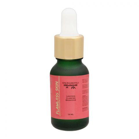 Spa In A Bottle Flawless Skin Serum, 15ml