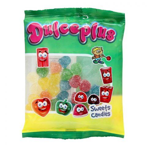 Dulceplus Mini Drops Jelly, Pouch, 100g