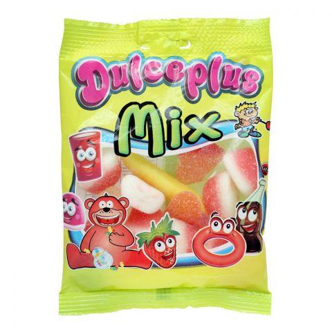 Dulceplus Mix Happy Jelly, Pouch, 100g