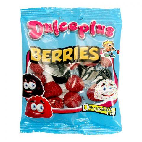 Dulceplus Wild Berries Jelly, Gluten Free, Pouch, 100g