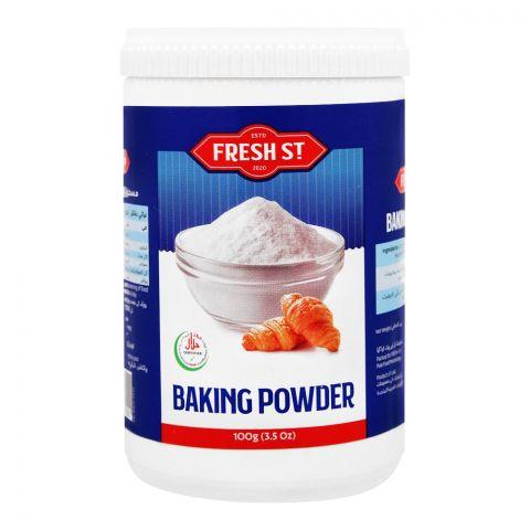 Fresh Street Baking Powder, 100g
