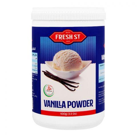 Fresh Street Vanilla Powder, 100g