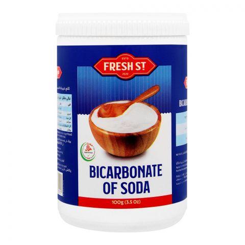 Fresh Street Bicarbonate Of Soda, 100g