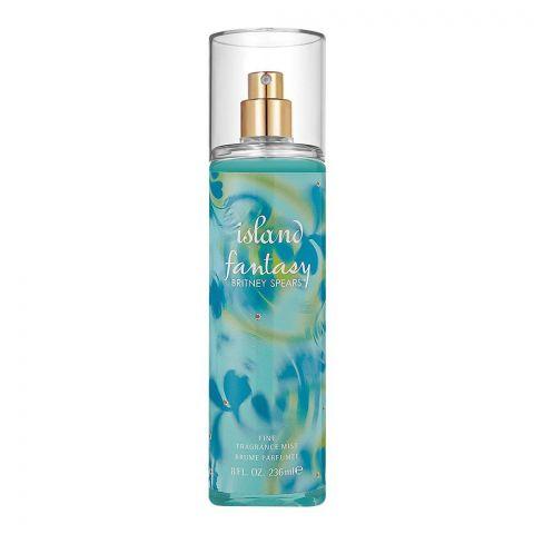 Britney Spears Island Fantasy Fine Fragrance Mist, 236ml