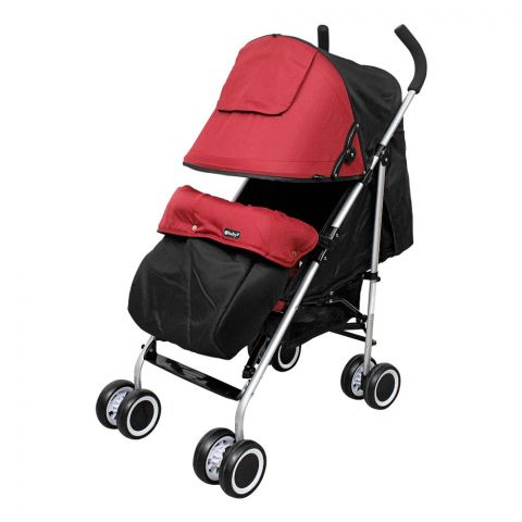 Baby Buggy, Red, 214