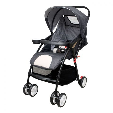 Baby Stroller, Black, C958/8898