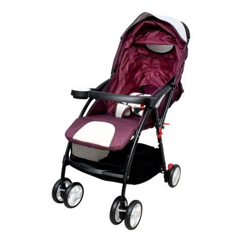 Baby Stroller, Maroon, C958/8898